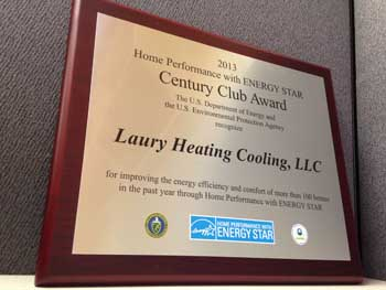 About Laury Heating Cooling Plumbing