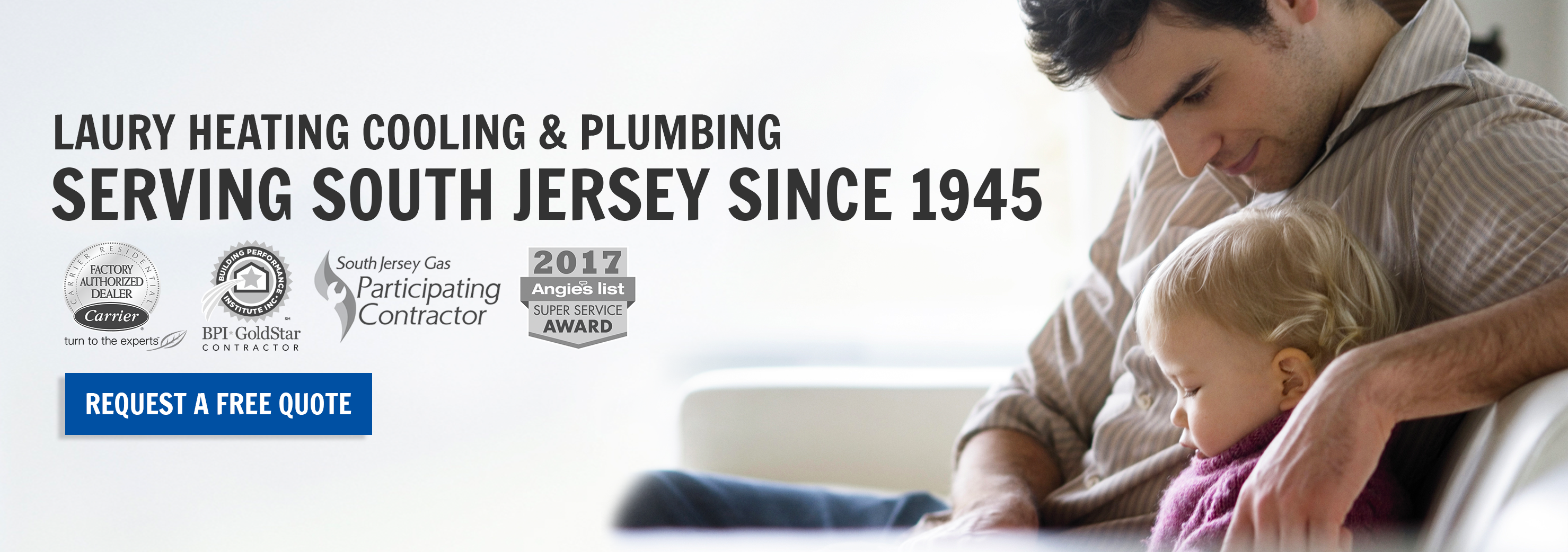 Laury Heating Cooling Plumbing South Jersey